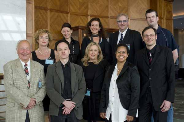 GEMA Mitgliederversammlung 2008