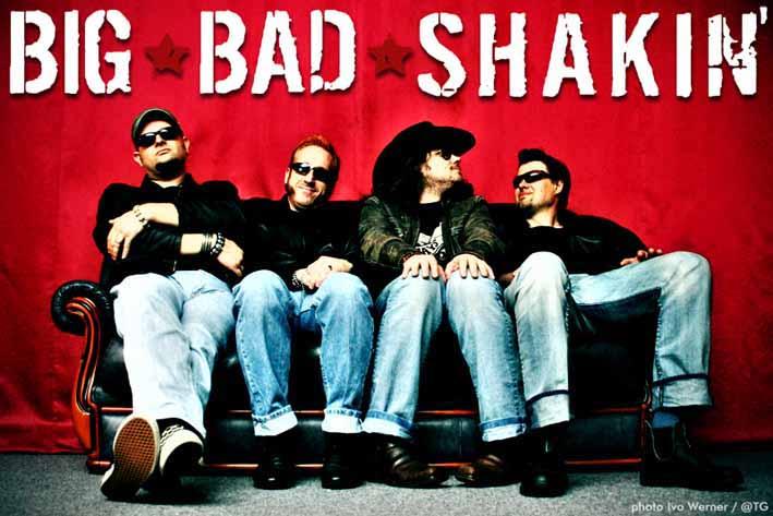 Big Bad Shakin