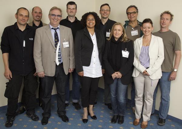 GEMA Mitgliederversammlung 2009